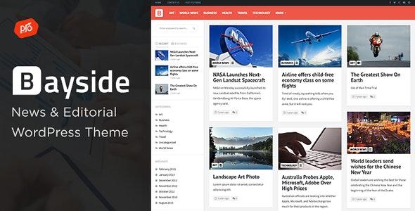 Bayside WordPress Theme