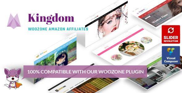 Kingdom - WooCommerce Amazon Affiliates Theme Free Download