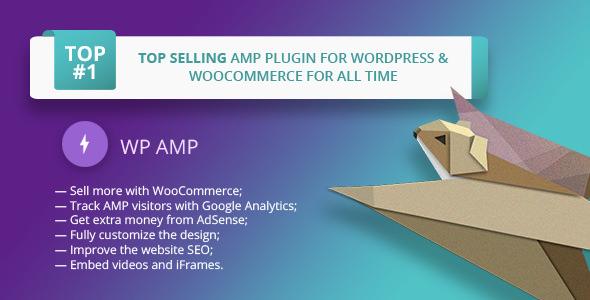 WP AMP WordPress Plugin Nulled free download
