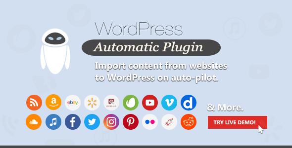 WP Automatic WordPress Plugin