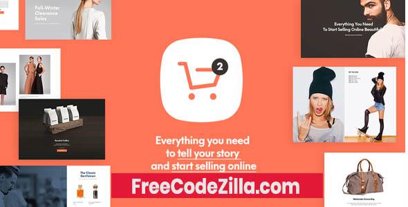 Shopkeeper - eCommerce WP Theme for WooCommerce Free Download
