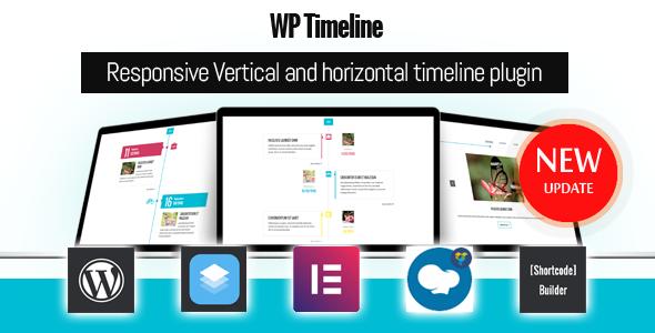 WordPress Timeline Plugin WP Timeline