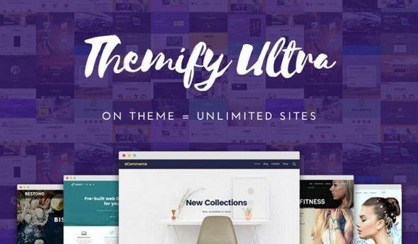 Themify Ultra WordPress Theme Free Download