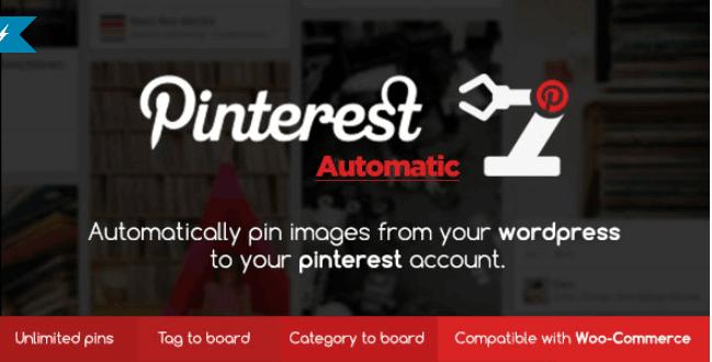 Pinterest Automatic v4.14.3 Nulled – WordPress Plugin