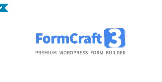 FormCraft WordPress Plugin Free Download