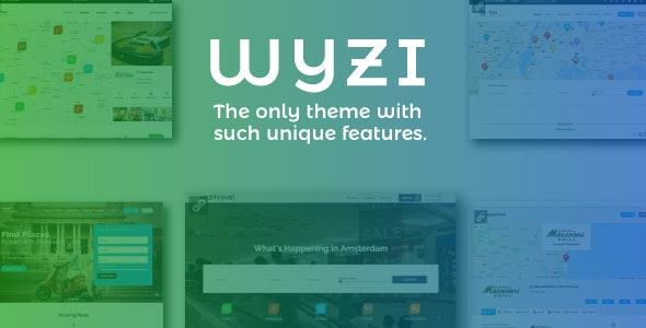 Wyzi WordPress Theme free download