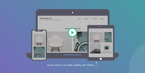 Modula Pro WordPress Plugin free download