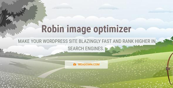 Robin Imagе Optimizer Pro v1.4.3 - WordPress Plugin