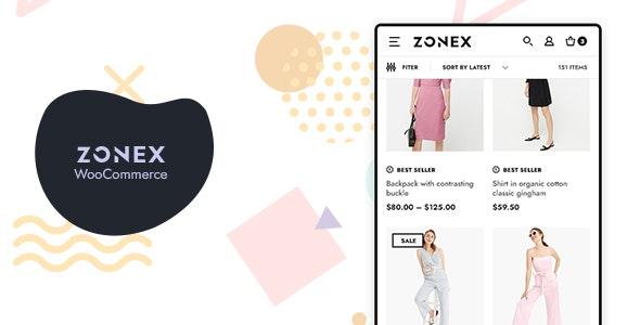 Zonex WordPress Theme Nulled free download