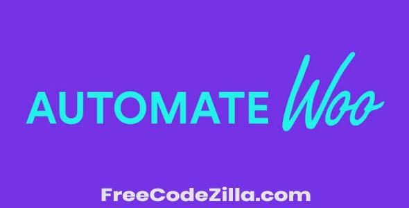 AutomateWoo Nulled – Marketing Automation for WooCommerce
