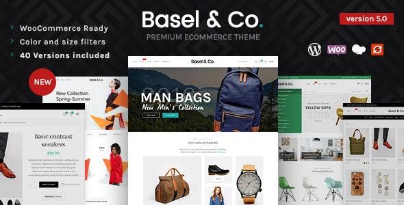 Basel WordPress Theme free download