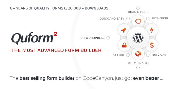 Quform WordPress Plugin free download