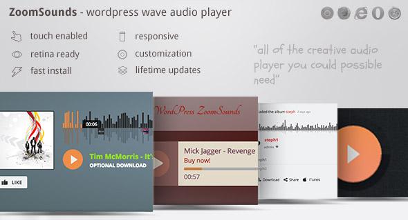 ZoomSounds WordPress Plugin free download