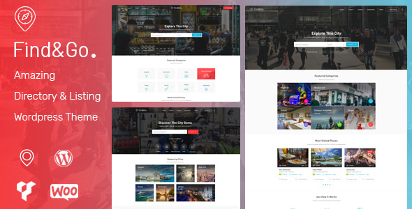 Findgo WordPress Theme Free Download