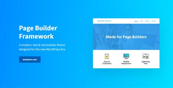 Page Builder Framework Premium Addon Nulled