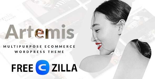 Artemis WordPress Theme Free Download