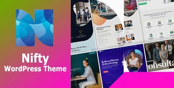 Nifty WordPress Theme Free Download