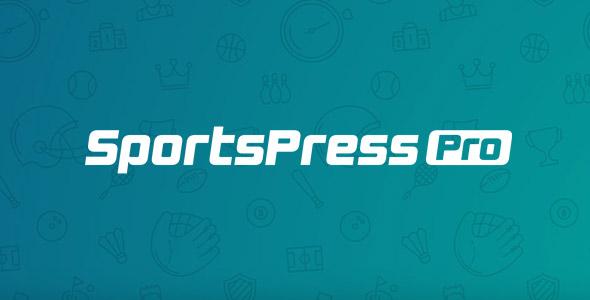 SportPress Pro WordPress Plugin Free Download