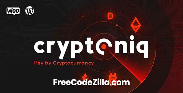 Cryptoniq v1.9.2 – Cryptocurrency Payment WordPress Plugin Free Download