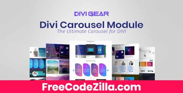 Divi Carousel Module 2.0 Free Download