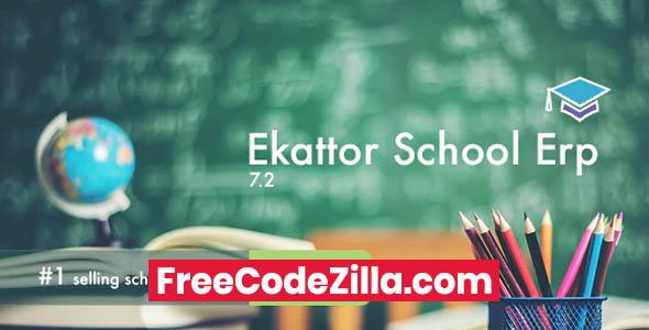 Ekattor School Management System Free Download
