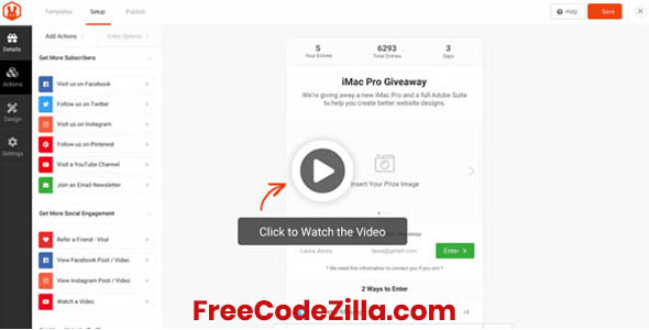 rafflepress pro nulled free download