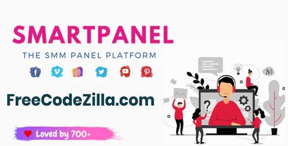 SmartPanel - SMM Panel Script Free Download
