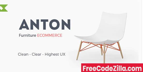 SNS Anton - Furniture WooCommerce WordPress Theme Free Download
