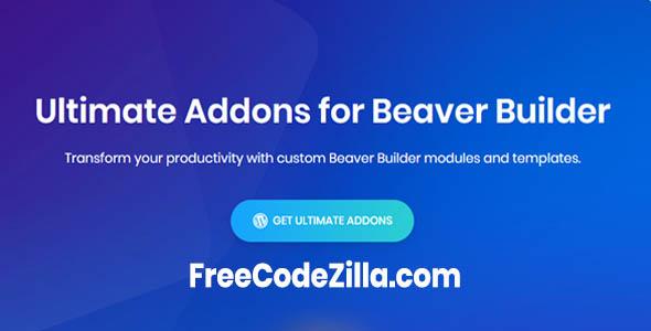Ultimate Addons For Beaver Builder Nulled