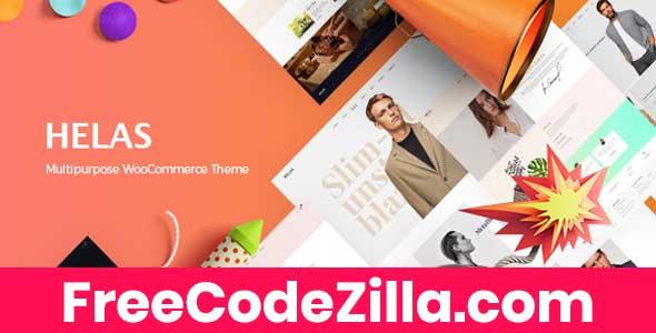 Helas - Multipurpose WooCommerce Theme Free Download