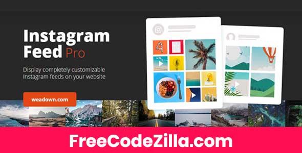 Instagram Feed Pro – Instagram Feeds WordPress Plugin Free Download