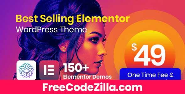 Phlox Pro Nulled - Elementor MultiPurpose WordPress Theme