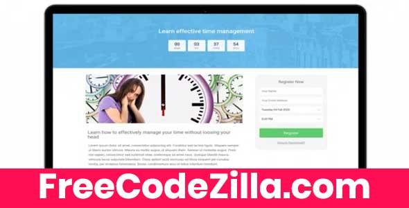 WebinarPress Pro – WordPress Plugin Free Download