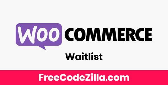 WooCommerce Waitlist Free Download