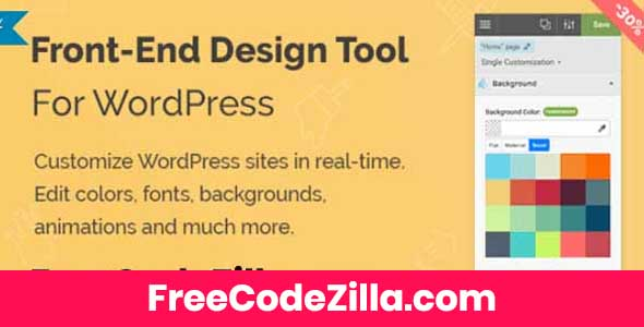 Free Download Yellow Pencil - WordPress plugin
