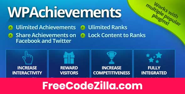 WPAchievements - WordPress Achievements Plugin Free Download