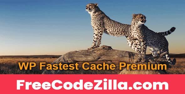 WP Fastest Cache Premium Nulled - WordPress Cache Plugin Free Download