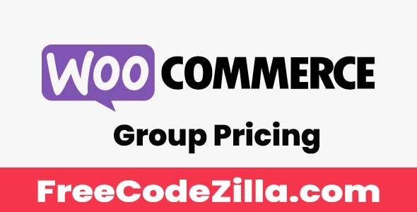 WooCommerce Group Pricing - WordPress Plugin