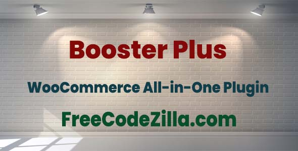 Booster Plus for WooCommerce Free Download