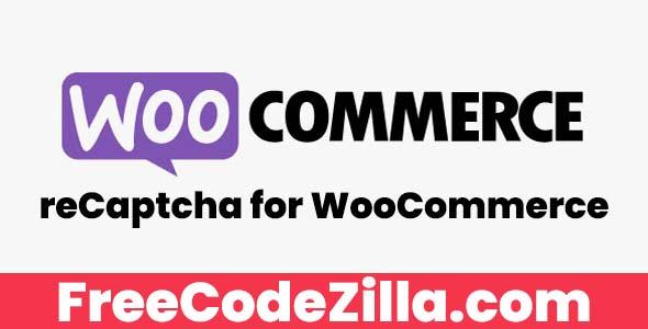 recaptcha for woocommerce free download