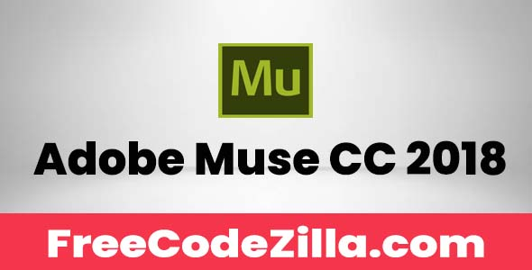 Adobe Muse CC 2018 Free Download