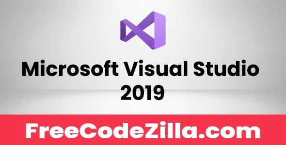 microsoft visual studio 2019 free download